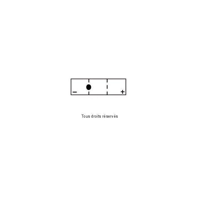 Batterie MOTORCYCLE BATTERY 6N6-3B avec entretien