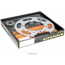 Kit chaine SIFAM Mbk 50 X-limit Sm Hyper Renfor An 02 Kit 12 50