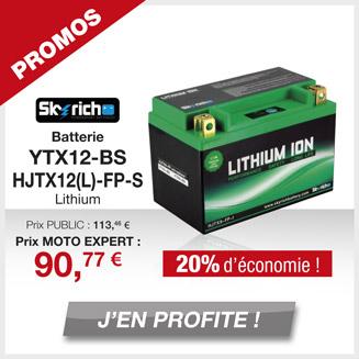 Batterie Skyrich ytx12-bs